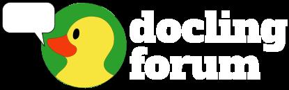 Docling Forum